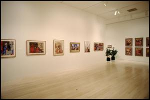Primary view of object titled 'Jacob Lawrence, American Painter [Photograph DMA_1403-30]'.