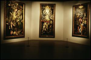 Primary view of object titled 'El Greco of Toledo [Photograph DMA_1316-45]'.