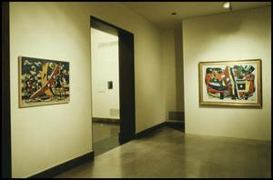 Primary view of object titled 'Fernand Léger [Photograph DMA_1312-37]'.