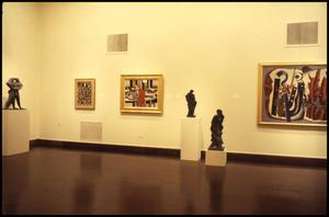 Primary view of object titled 'Dallas Collects: Impressionist and Early Modern Masters [Photograph DMA_0255-07]'.
