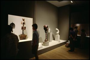 Primary view of object titled 'Primitivism in 20th Century Art: Affinity of the Tribal and the Modern [Photograph DMA_1371-067]'.