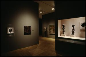 Primary view of object titled 'Primitivism in 20th Century Art: Affinity of the Tribal and the Modern [Photograph DMA_1371-003]'.