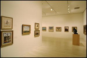 Primary view of object titled 'Visions of the West: American Art from Dallas Collections [Photograph DMA_1390-11]'.