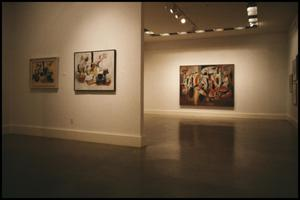 Primary view of object titled 'Arshile Gorky, 1904-1948: A Retrospective [Photograph DMA_1307-22]'.