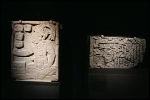 Primary view of object titled 'Maya: Treasures of an Ancient Civilization [Photograph DMA_1377-10]'.