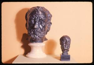 Primary view of object titled 'Auguste Rodin, 1840-1917: An Exhibition of Sculptures and Drawings [Photograph DMA_1169-10]'.