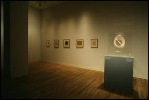 Primary view of object titled 'Naum Gabo: Sixty Years of Constructivism [Photograph DMA_1374-20]'.