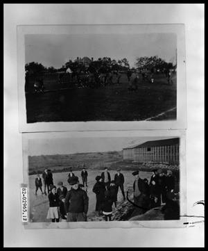 Primary view of object titled 'Football Game'.