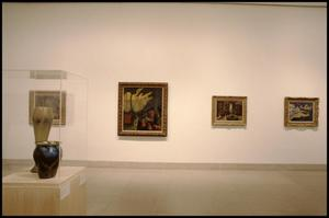Primary view of object titled 'Dallas Museum of Art Installation: European, American, and Non-Western Art, 1984 [Photograph DMA_90003-10]'.