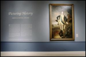Primary view of object titled 'Picturing History: American Painting, 1770-1930 [Photograph DMA_1499-01]'.