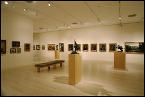 Primary view of object titled 'Visions of the West: American Art from Dallas Collections [Photograph DMA_1390-02]'.