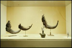 Primary view of object titled 'Art of the Archaic Indonesians [Photograph DMA_1311-35]'.