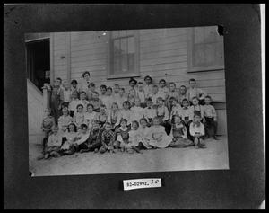 Primary view of object titled 'School Children by School'.