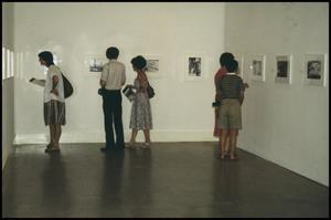 Primary view of object titled 'Henri Cartier-Bresson: Photographer [Photograph DMA_1304-02]'.