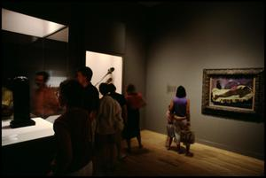 Primary view of object titled 'Primitivism in 20th Century Art: Affinity of the Tribal and the Modern [Photograph DMA_1371-085]'.
