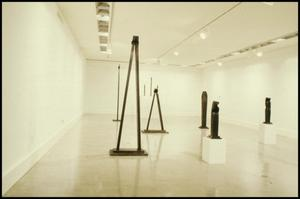 Primary view of object titled 'Concentrations IV: Alain Kirili, Recent Sculpture [Photograph DMA_0268-09]'.