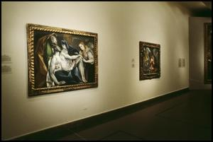 Primary view of object titled 'El Greco of Toledo [Photograph DMA_1316-15]'.
