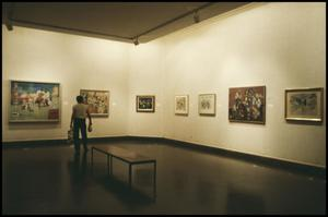 Primary view of object titled 'Arshile Gorky, 1904-1948: A Retrospective [Photograph DMA_1307-36]'.