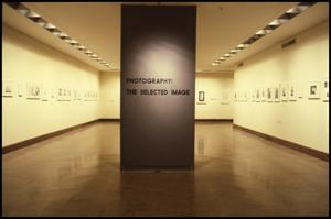 Primary view of object titled 'Photography: The Selected Image [Photograph DMA_1291-01]'.