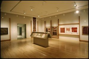 Primary view of object titled 'Recent Textile Acquisitions: 1984-1986 [Photograph DMA_1392-04]'.