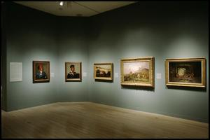 Primary view of object titled 'The American West: Legendary Artists of the Frontier [Photograph DMA_1498-06]'.
