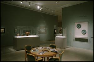 Primary view of object titled 'Dallas Museum of Art Installation: Ancient Art  [Photograph DMA_90013-02]'.