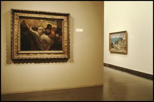 Primary view of object titled 'Impressionism and the Modern Vision [Photograph DMA_1308-22]'.