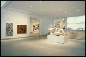 Primary view of object titled 'Dallas Museum of Art Installation: Contemporary Art, 1984 [Photograph DMA_90002-09]'.