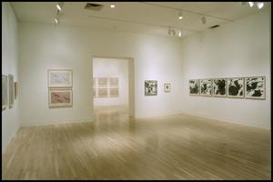 Primary view of object titled 'Gerhard Richter in Dallas Collections [Photograph DMA_1583-08]'.