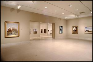 Primary view of object titled 'An American Vision: Three Generations of Wyeth Art [Photograph DMA_1405-35]'.