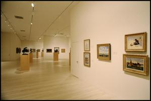 Primary view of object titled 'Visions of the West: American Art from Dallas Collections [Photograph DMA_1390-08]'.