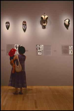 Primary view of object titled 'Primitivism in 20th Century Art: Affinity of the Tribal and the Modern [Photograph DMA_1371-055]'.