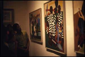 Two Centuries of Black American Art [Photograph DMA_1269-13], Two Centuries of Black American Art