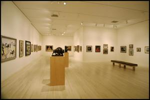 Primary view of object titled 'Visions of the West: American Art from Dallas Collections [Photograph DMA_1390-04]'.