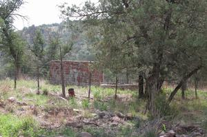 Primary view of object titled 'Cistern at the Sproul Ranch'.