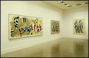 Primary view of object titled 'Fernand Léger [Photograph DMA_1312-24]'.