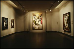 Primary view of object titled 'El Greco of Toledo [Photograph DMA_1316-25]'.