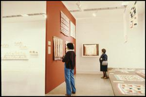 Primary view of object titled 'Afro-American Arts from the Suriname Rain Forest [Photograph DMA_1303-23]'.