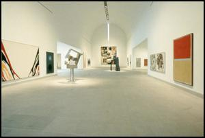 Primary view of object titled 'Dallas Museum of Art Installation: Contemporary Art, 1984 [Photograph DMA_90002-11]'.