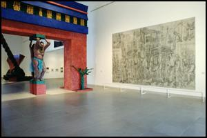 Primary view of object titled 'Images of Mexico: The Contribution of Mexico to 20th Century Art [Photograph DMA_1416-03]'.
