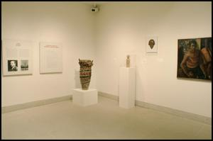 Primary view of object titled 'Black Art-Ancestral Legacy: The African Impulse in African-American Art [Photograph DMA_1435-18]'.