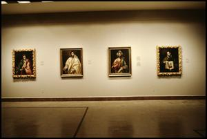 Primary view of object titled 'El Greco of Toledo [Photograph DMA_1316-44]'.