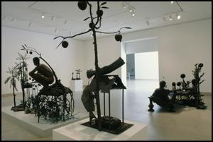 Primary view of object titled 'Concentrations 25: Harry Geffert, Bronze Allegories [Photograph DMA_1336-04]'.