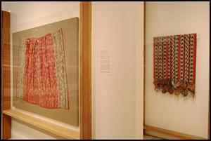 Primary view of object titled 'Coastal Color: Textiles from Guatemala's Pacific Foothills [Photograph DMA_1399-08]'.