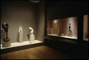 Primary view of object titled 'Primitivism in 20th Century Art: Affinity of the Tribal and the Modern [Photograph DMA_1371-022]'.