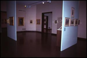 Primary view of object titled 'Irish Watercolors from the National Gallery of Ireland [Photograph DMA_1264-08]'.