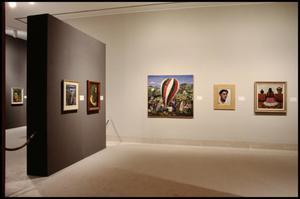 Primary view of object titled 'Images of Mexico: The Contribution of Mexico to 20th Century Art [Photograph DMA_1416-37]'.