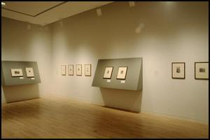 Primary view of object titled 'From the Permanent Collection: Old Master Prints [Photograph DMA_1417-04]'.