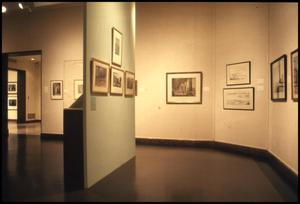 Primary view of object titled 'Irish Watercolors from the National Gallery of Ireland [Photograph DMA_1264-06]'.