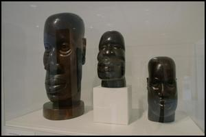 Primary view of object titled 'Black Art-Ancestral Legacy: The African Impulse in African-American Art [Photograph DMA_1435-09]'.